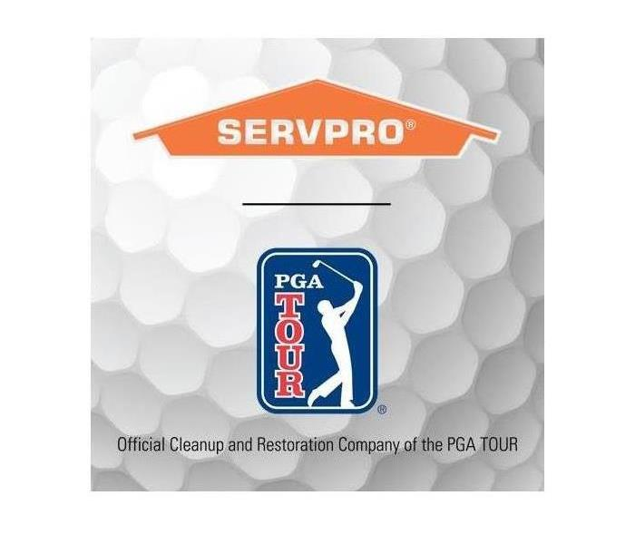 Official Cleanup and Restoration Company of the PGA TOUR