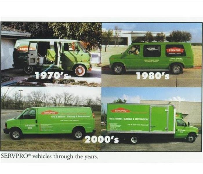 Why SERVPRO SERVPRO #ThrowbackThursday!