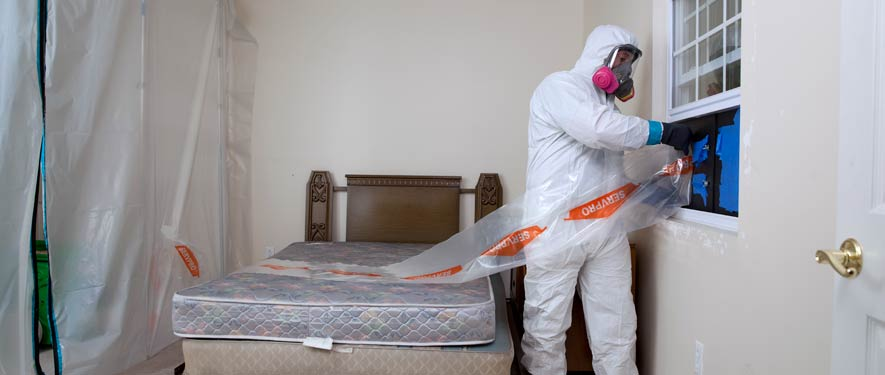 Pasadena, TX biohazard cleaning