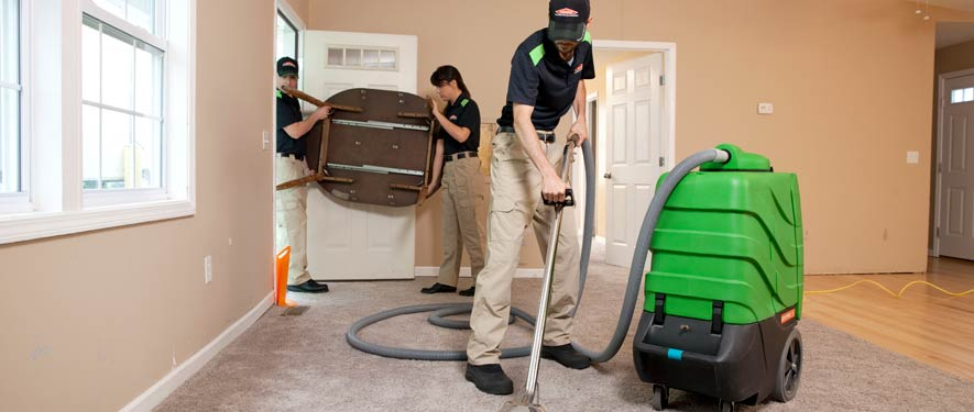 Pasadena, TX residential restoration cleaning
